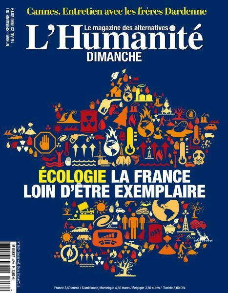L'Humanite Dimanche – 16 Mai 2019