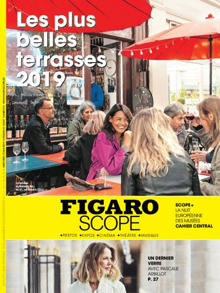 Le Figaroscope – 15 Mai 2019