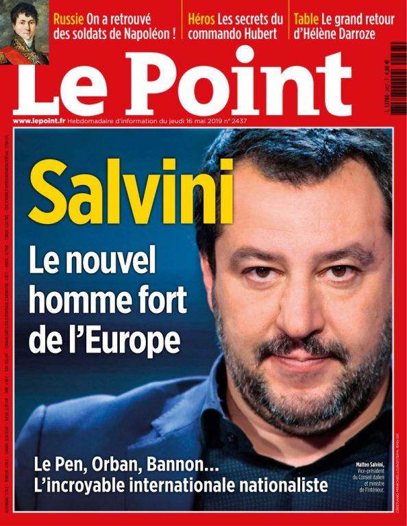 Le Point – 16 Mai 2019