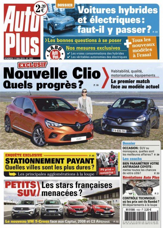 Auto Plus France – 17 Mai 2019