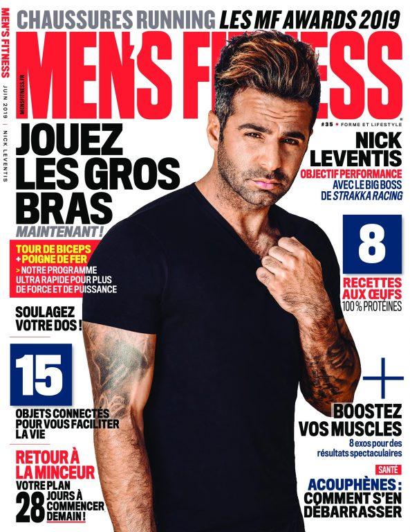 Men's Fitness France – Juin 2019