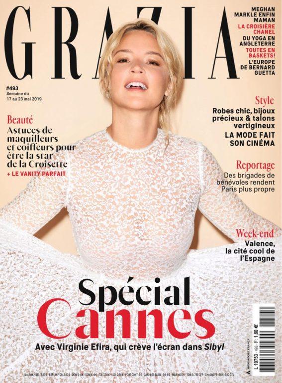 Grazia France – 15 Mai 2019