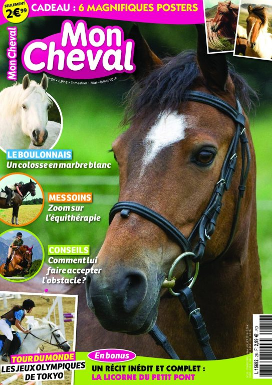 Mon Cheval – Mai 2019