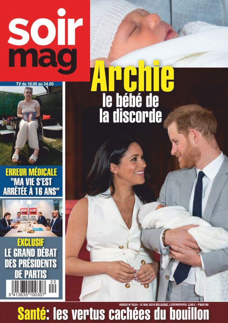Le Soir Magazine – 18 Mai 2019