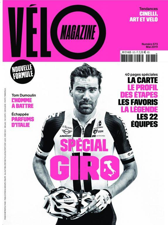 Vélo Magazine – Mai 2019