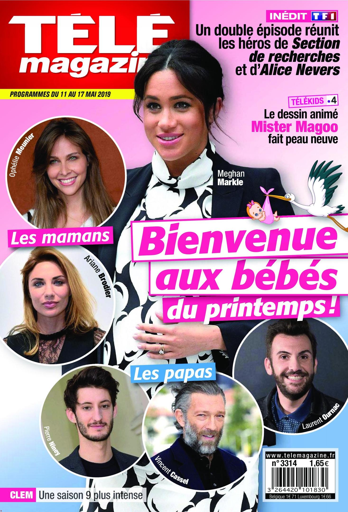 Télémagazine – 11 Mai 2019