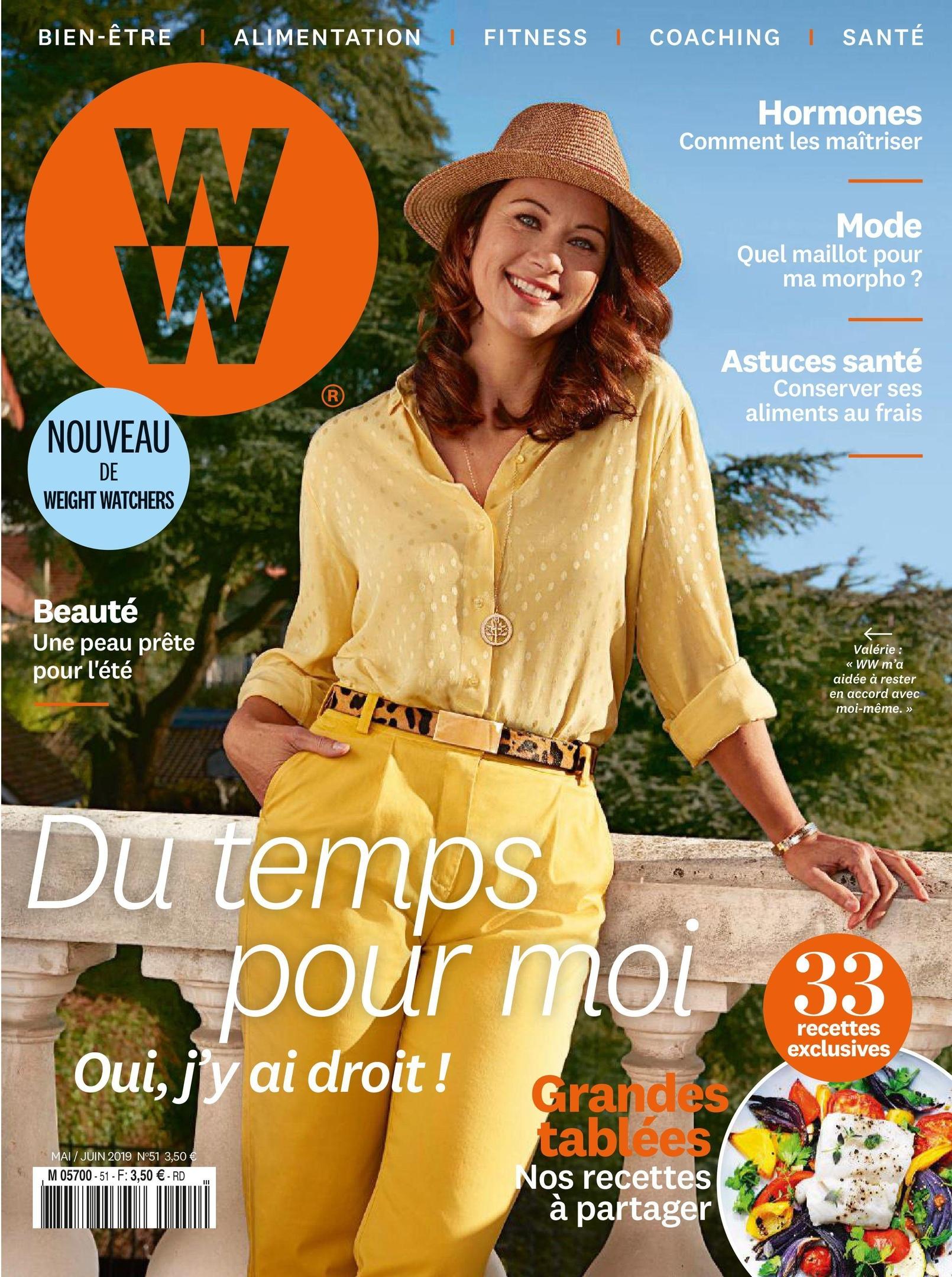 Weight Watchers France – Mai 2019