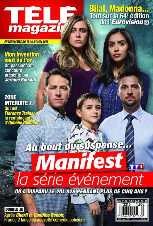 Télémagazine – 18 Mai 2019