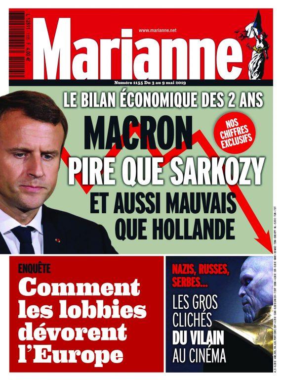 Marianne – 03 Mai 2019
