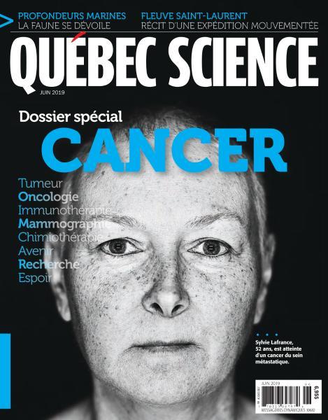 Québec Science – Juin 2019