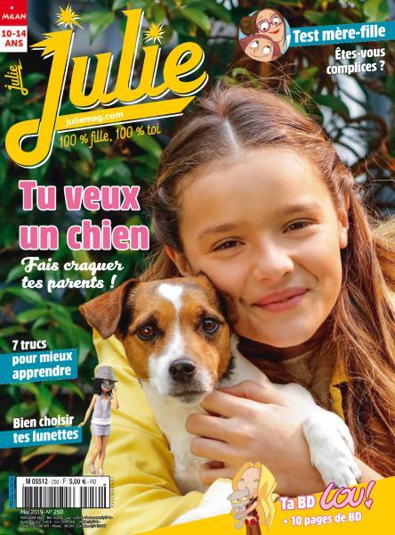 Julie – Mai 2019