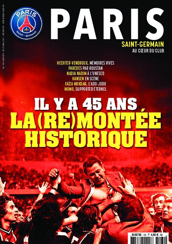 Paris Saint-Germain Le Magazine – Juin-juillet 2019