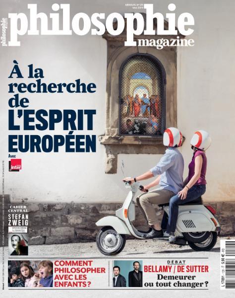 Philosophie Magazine – Mai 2019