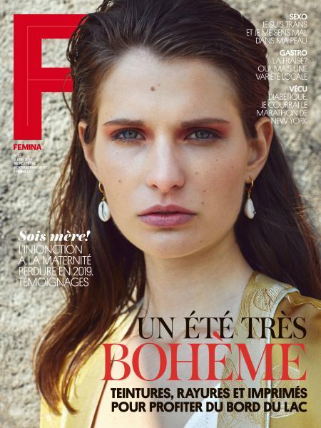 Femina France – 2 Juin 2019