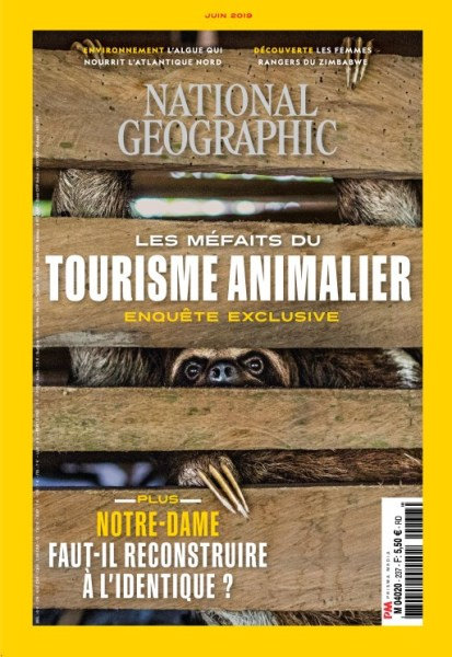 National Geographic France – Juin 2019