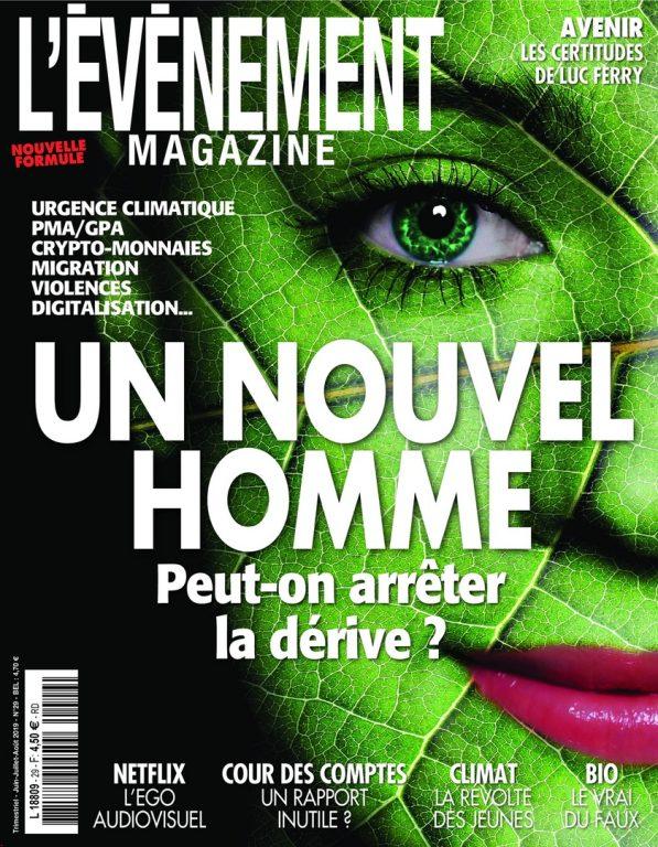 L'Evénement Magazine – Juin 2019
