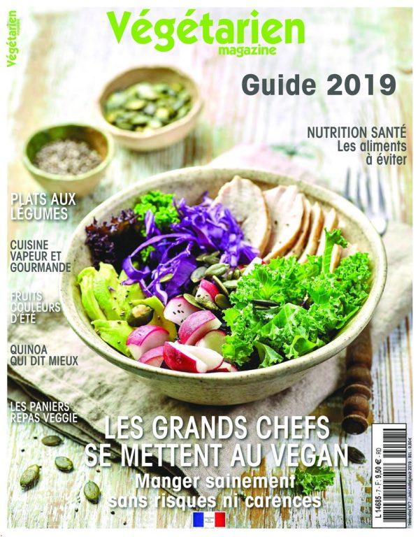 Végétarien Magazine – Juin 2019