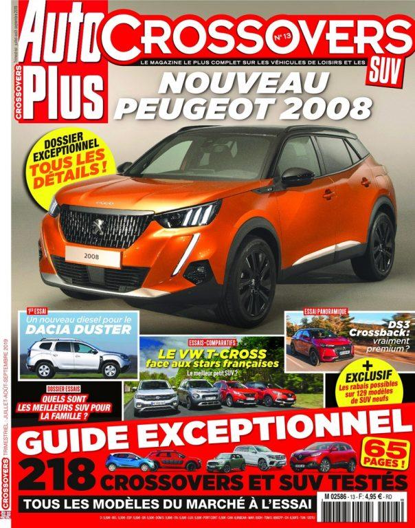 Auto Plus Hors-Série Crossovers – Juin 2019