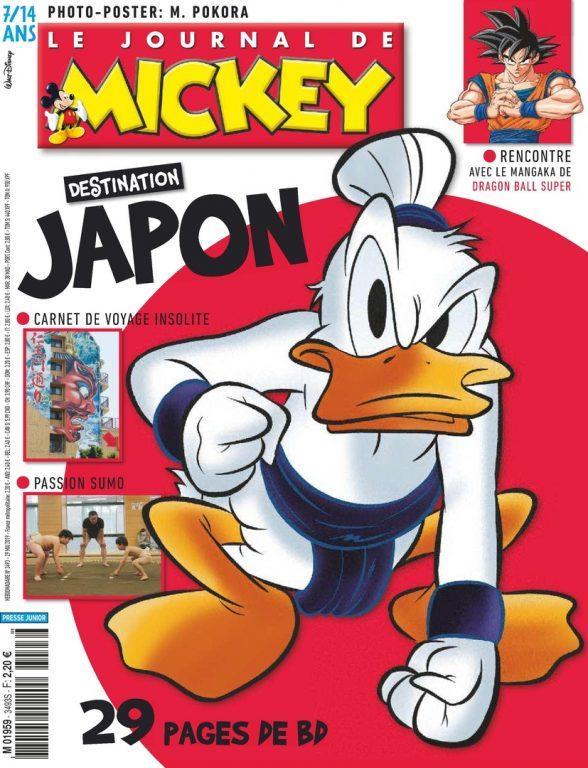 Le Journal De Mickey – 29 Mai 2019