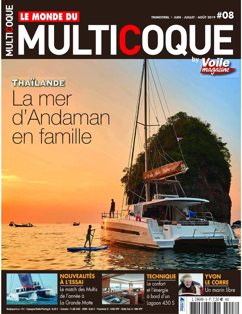 Multicoque By Voile Magazine – Juin 2019