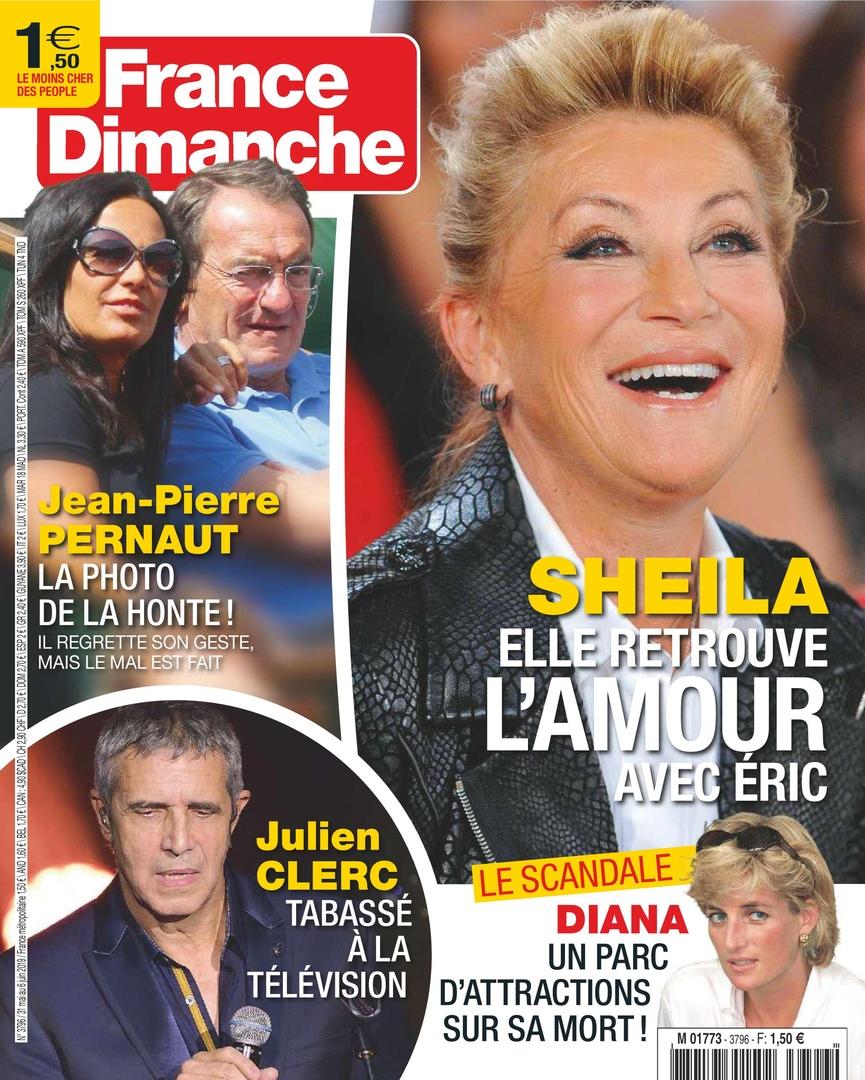 France Dimanche – 31 Mai 2019