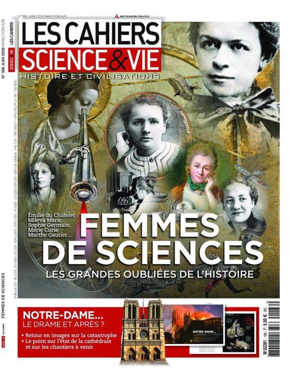Les Cahiers De Science & Vie – Juin 2019
