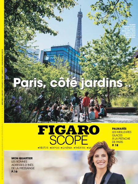 Le Figaroscope – 5 Juin 2019