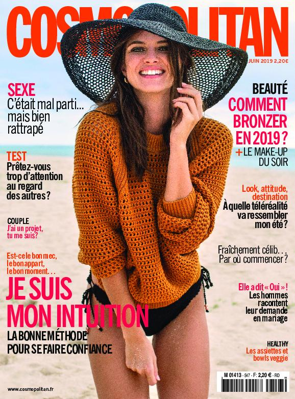 Cosmopolitan France – Juillet 2019