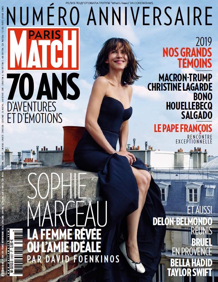 Paris Match – 12.06.2019