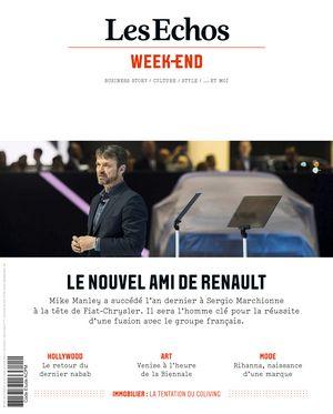 Les Echos Week-end – 31 Mai 2019