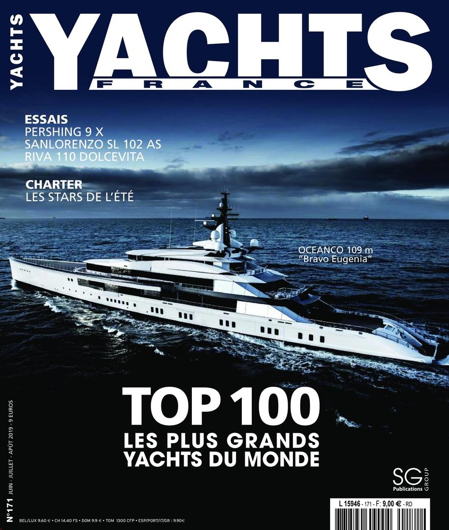 Yachts France – Juin 2019