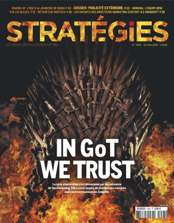 Stratégies – 23 Mai 2019