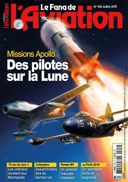 Le Fana De L'Aviation – Juillet 2019