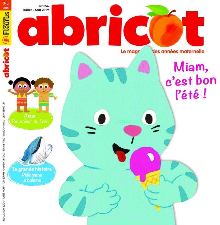 Abricot – Juillet 2019