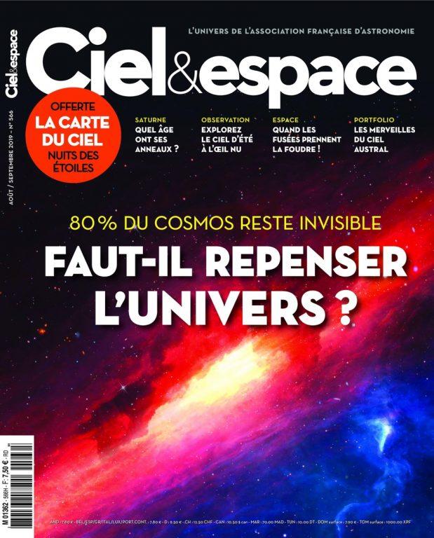 Ciel & Espace Hors-Série – Juillet 2019