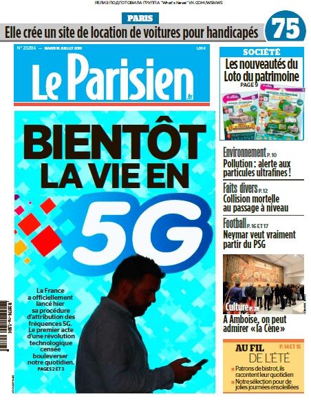 Le Parisien – 16.07.2019