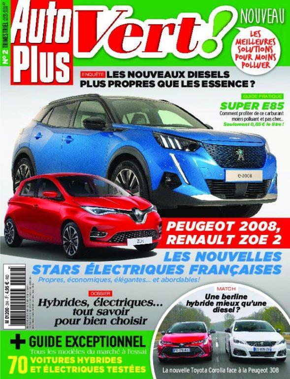 Auto Plus Vert – Juin 2019