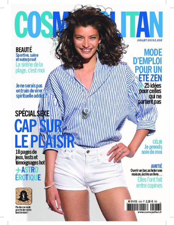 Cosmopolitan France – Août 2019