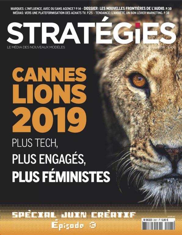 Stratégies – 27 Juin 2019