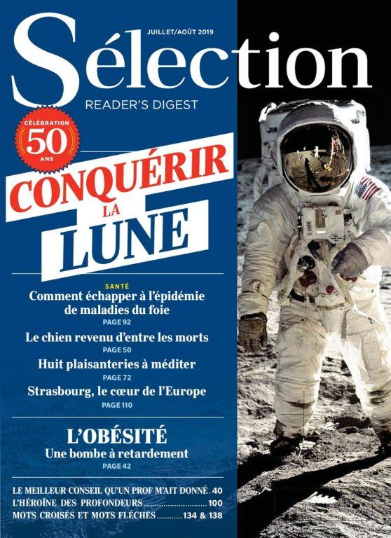 Sélection Reader's Digest France – Juillet 2019