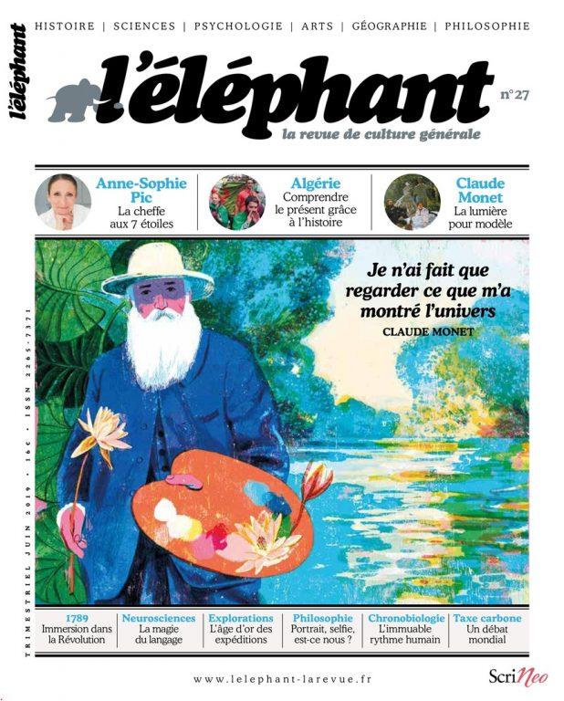 L'Eléphant – Juin 2019