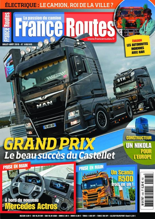 France Routes – 27 Juin 2019
