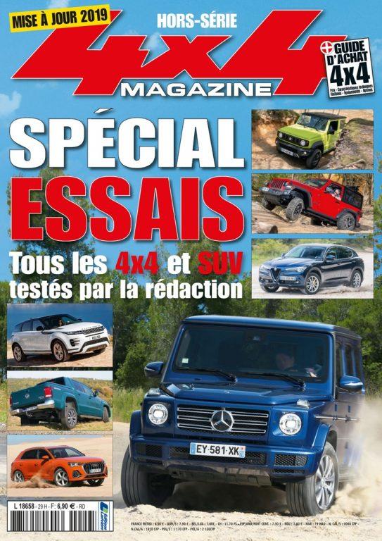4×4 Magazine Hors-Série – Juin 2019