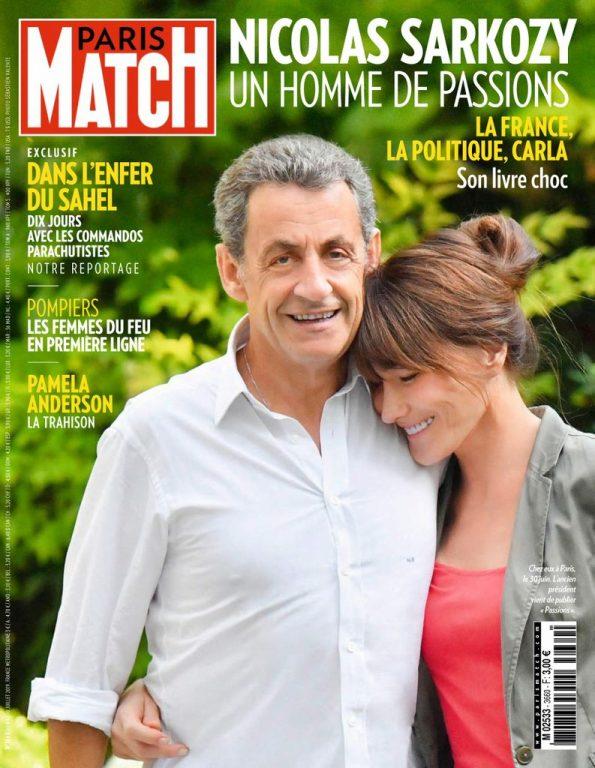 Paris Match – 04 Juillet 2019