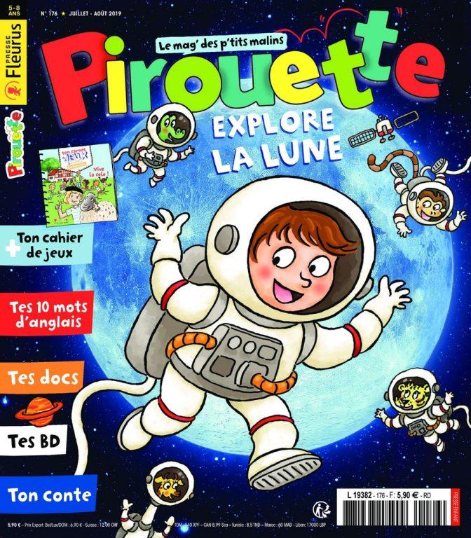 Pirouette – Juillet 2019