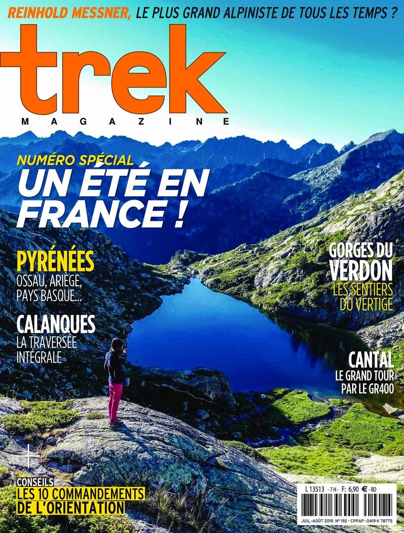 Trek Magazine – Août-septembre 2019
