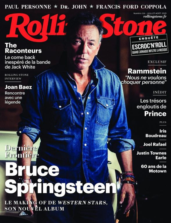 Rolling Stone France – Juillet 2019