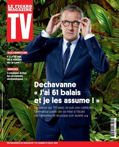 TV Magazine – 7 Juillet 2019