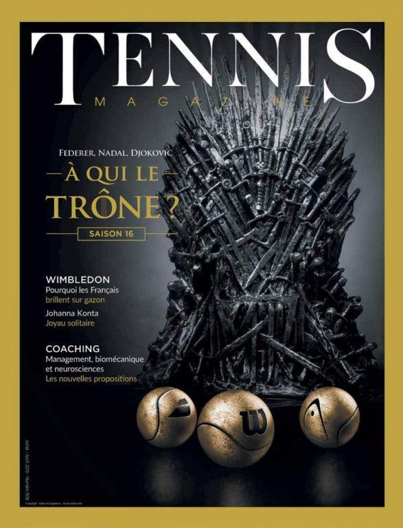 Tennis Magazine France – Août 2019