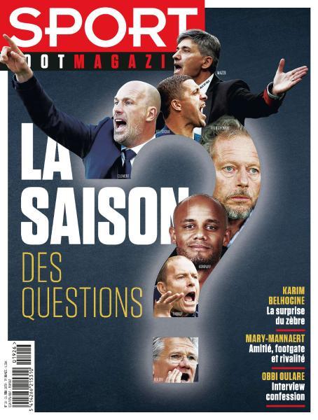 Sport Foot Magazine – 26 Juin 2019